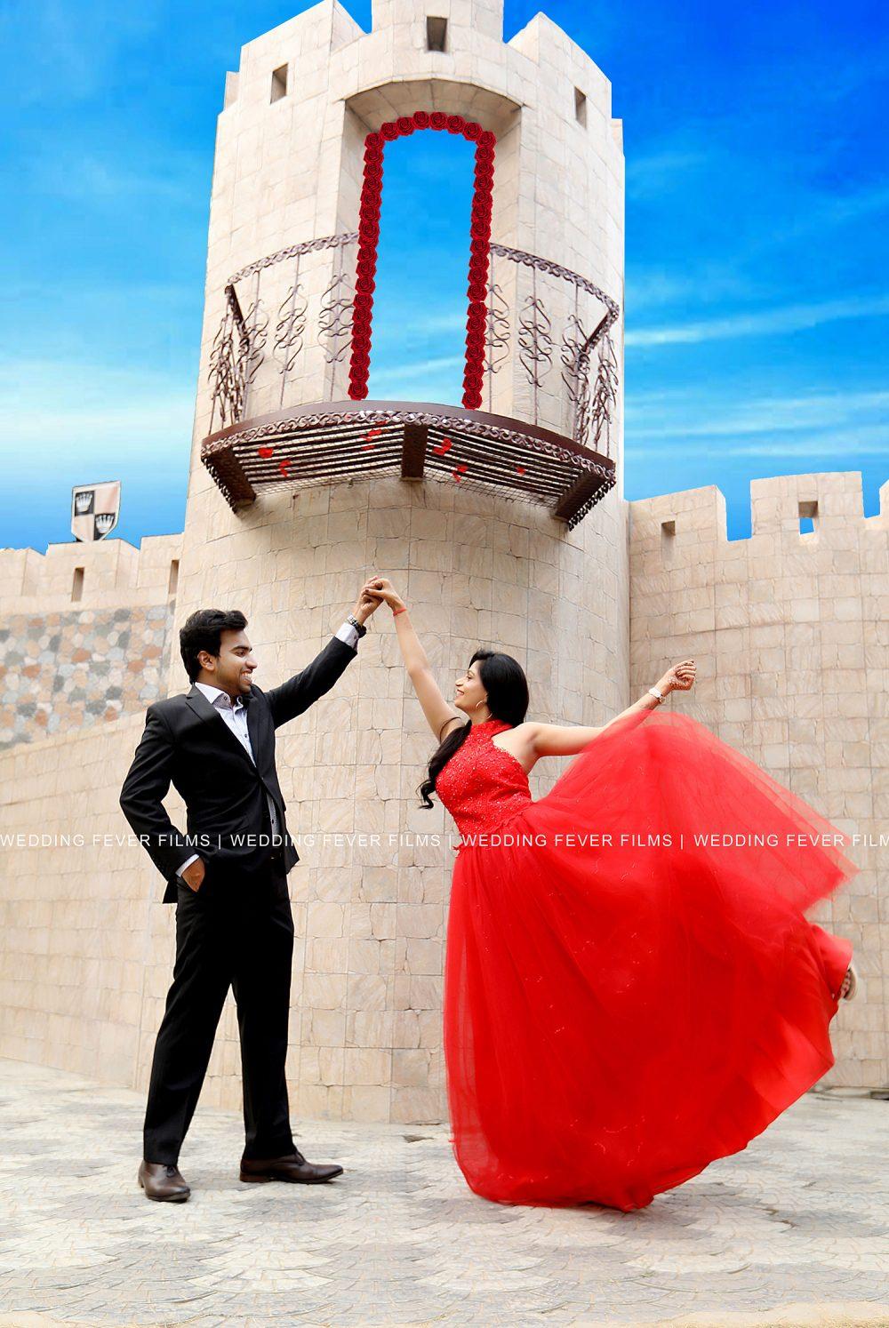 pre-wedding shoot in delhi