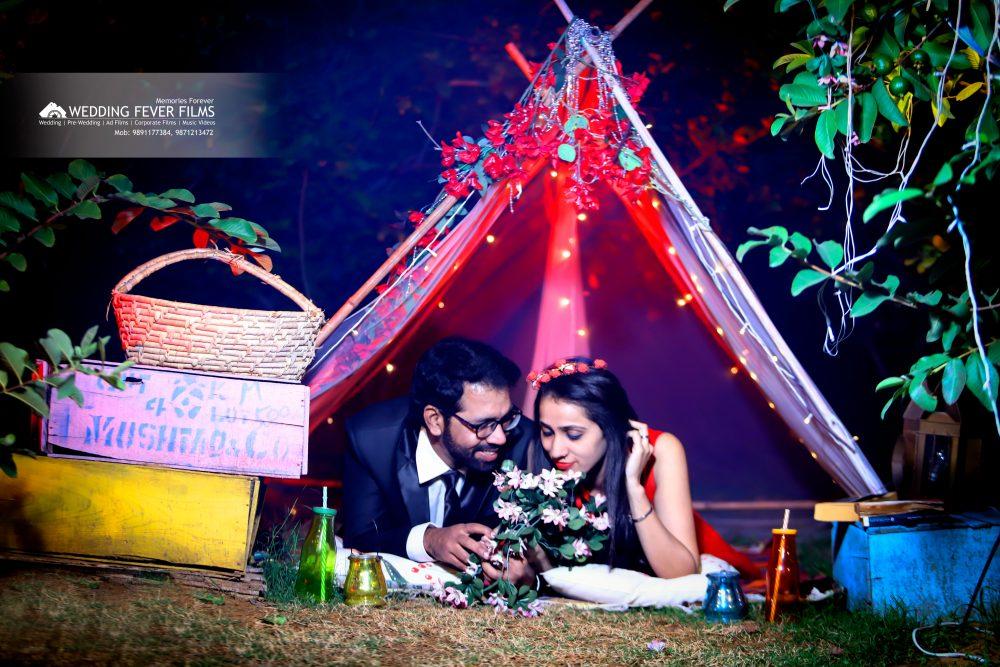 Pre-wedding photography in delhi