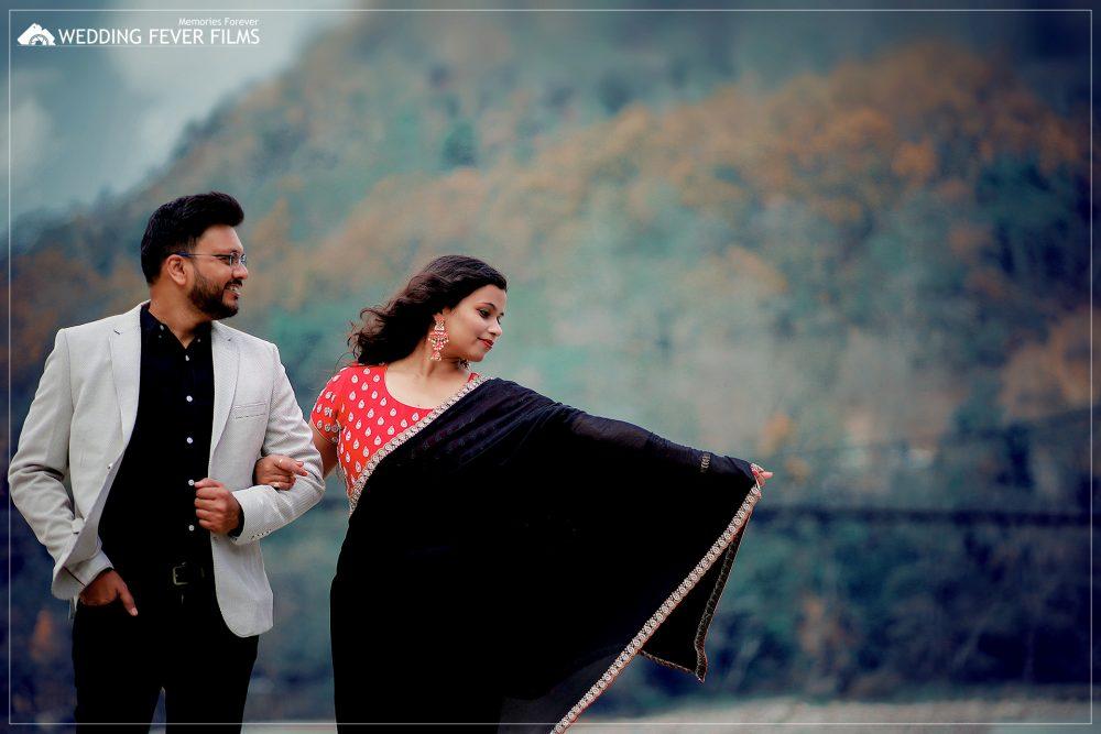Uttarakhand, Mussoorie, Rishikesh Pre-wedding