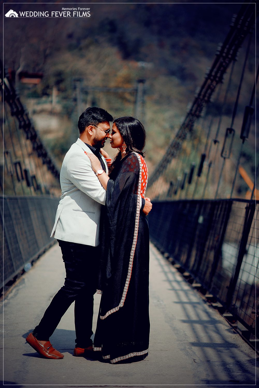 Best Pre-wedding shoot in Delhi NCR