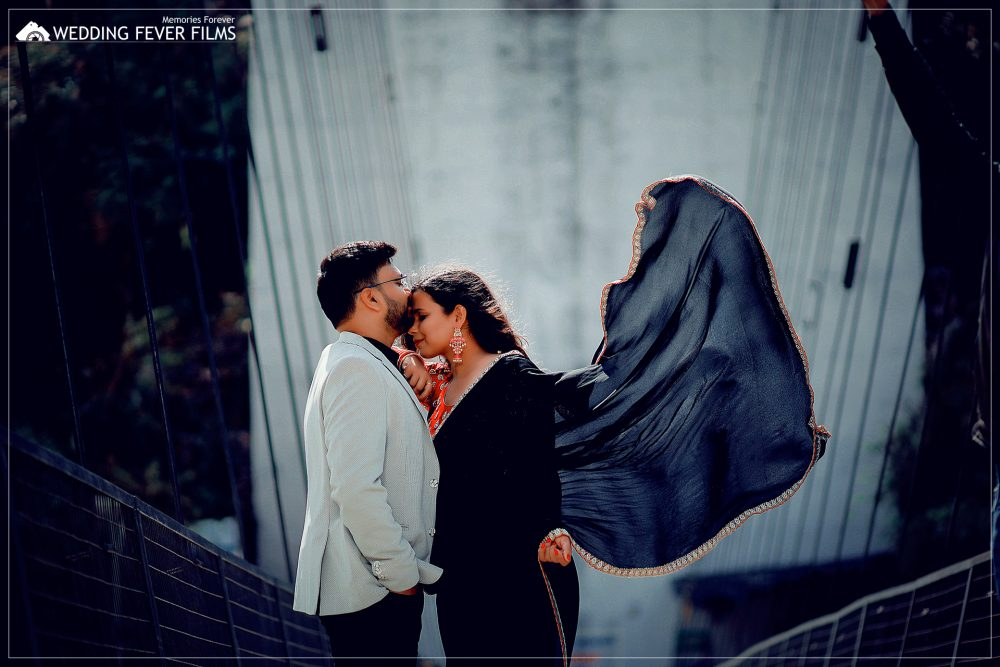 Rampuri, Rishikesh pre-wedding shoot