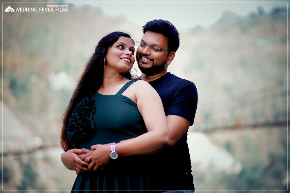 rishikesh pre-wedding shoot