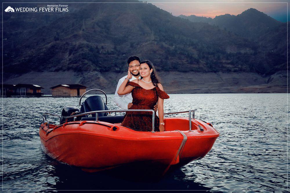 amit & Jyoti Pre-wedding shoot